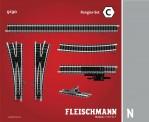 Fleischmann 9190 Rangier-Set C