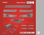 Fleischmann 919084 DCC Digital Gleisset 2 (Ü2)