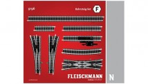 Fleischmann 9196 Bahnsteig-Set F