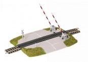 Fleischmann 9198 Bahnübergang beschrankter