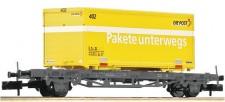 Fleischmann 931485-2 SBB Containerwagen 2-achs Ep.5/6