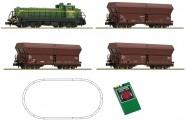 Fleischmann 931604 RENFE Analog Startset Güterzug Ep.5
