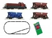 Fleischmann 931701 SBB Analog Startset Güterzug Ep.4/5