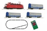 Fleischmann 931702 DBAG Analog Startset Güterzug Ep.5