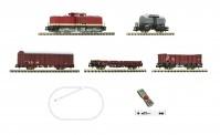 Fleischmann 931892 Digital-Startset DR BR110+Güterzug Ep.4