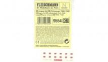 Fleischmann 9554 DB-Logos für ICE