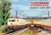 Fleischmann 9900 H0 Gleisplanheft