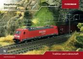 Fleischmann 990117 FM Hauptkatalog Spur N 2017/18 DE