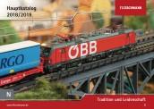 Fleischmann 990118 FM Hauptkatalog Spur N 2018/19 DE