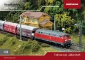 Fleischmann 990317 FM Hauptkatalog Spur H0 2017/18 DE