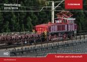 Fleischmann 990318 FM Hauptkatalog Spur H0 2018/19 DE