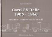 EDG EDG013 CARRI FS Italia 1905-1960 - Tome 4