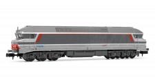 Arnold HN2309S SNCF Diesellok Serie CC72000 Ep.6