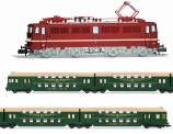 Arnold HN2379 DR Personenzug-Set 5-tlg Ep.4