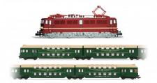 Arnold HN2380 DR Personenzug-Set 5-tlg Ep.4
