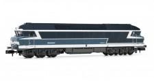 Arnold HN2382S SNCF Diesellok Serie CC72000 Ep.4/5