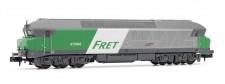 Arnold HN2385 SNCF FRET Diesellok Serie CC72000 Ep.5