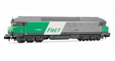 Arnold HN2385S SNCF FRET Diesellok Serie CC72000 Ep.5