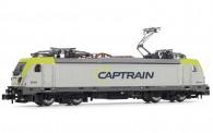 Arnold HN2408D Captrain E-Lok BR 187 Ep.6