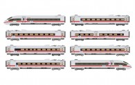 Arnold HN2417S NS ICE 3 Triebzug BR 406 8-tlg Ep.6