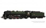Arnold HN2483S SNCF Dampflok 141R 1155 Epoche 3