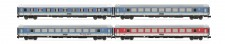 Arnold HN4220 DB Personenwagen-Set 4-tlg Ep.4/5