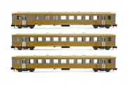Arnold HN4325 NÖVOG Personenwagen-Set 3-tlg Ep.5/6