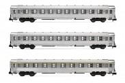 Arnold HN4335 SNCF Personenwagen-Set 3-tlg Ep.3