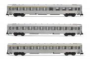 Arnold HN4336 SNCF Personenwagen-Set 3-tlg Ep.3