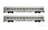 Arnold HN4337 SNCF Personenwagen-Set 2-tlg Ep.4