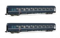 Arnold HN4343 SNCF Schlafwagen-Set 2-tlg Ep.5/6