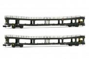 Arnold HN4348 SNCF Autotransportwagen-Set 2-tlg Ep.6