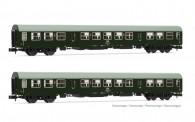 Arnold HN4369 DR Personenwagen-Set 2-tlg Ep.4