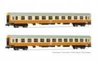 Arnold HN4370 DR Personenwagen-Set 2-tlg Ep.4