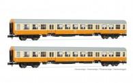 Arnold HN4371 DR Personenwagen-Set 2-tlg Ep.4