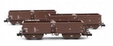 Arnold HN6350 DR Selbstentladewagen-Set 3-tlg Ep.4
