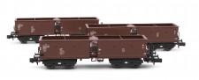 Arnold HN6364 DR Selbstentladewagen-Set 3-tlg Ep.4