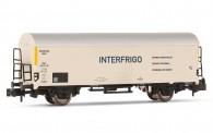 Arnold HN6379 DB Interfrigo Kühlwagen 2-achs Ep.3