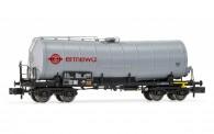 Arnold HN6395 SNCF Ermewa Kesselwagen 4-achs Ep.5/6