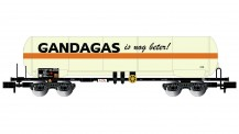 Arnold HN6420 SNCB GANDAGAS Gaskesselwagen  Ep.5/6