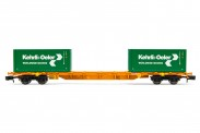 Arnold HN6455 Wascosa Containertragwagen Ep.6