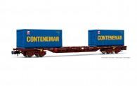 Arnold HN6461 RENFE Containertragwagen Ep.4