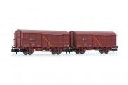 Arnold HN6518 RENFE gedeckte Güterwagen-Set Ep.4/5