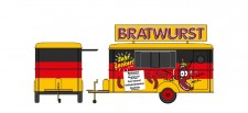LimaEXPERT HC5001 Verkaufswagen Bratwurst