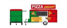 LimaEXPERT HC5002 Verkaufswagen Pizza
