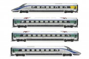 LimaEXPERT HL1673 FS TrenitaliaTriebzug ETR 610 4-tlg Ep.6
