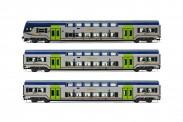 LimaEXPERT HL5051 FS Trenitalia, 3-teil.Set Vivalto (1 Wg
