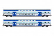 LimaEXPERT HL5053 FS Trenitalia, 2-tlg. Reisezugwagen  Vi