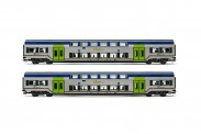 """LimaEXPERT HL5054 """"FS Trenitalia, 2-tlg.Reisezuwagenset """""""