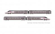 Electrotren E10201 RENFE Triebzug Serie S-114 4-tlg Ep.6